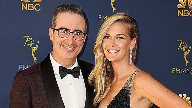 John Oliver, 40, Reveals He & Wife, 41, Secretly Welcomed 2nd Child 3 Months Ago
