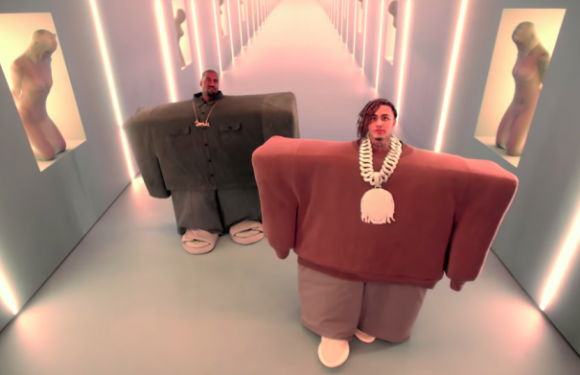 Kanye West Drops Obscene, NSFW Song With Lil Pump, 'I Love It' (Watch)