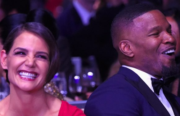 Katie Holmes and Jamie Foxx Work Out Together in Atlanta: See the Pic