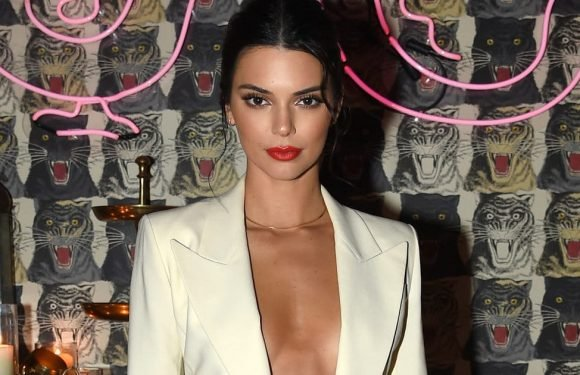 Kendall Jenner Viciously Body Shamed on Twitter After Nude Pictures Leak Online