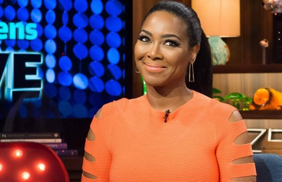 Pregnant Kenya Moore Enjoys Soccer Date With Husband Marc Daly