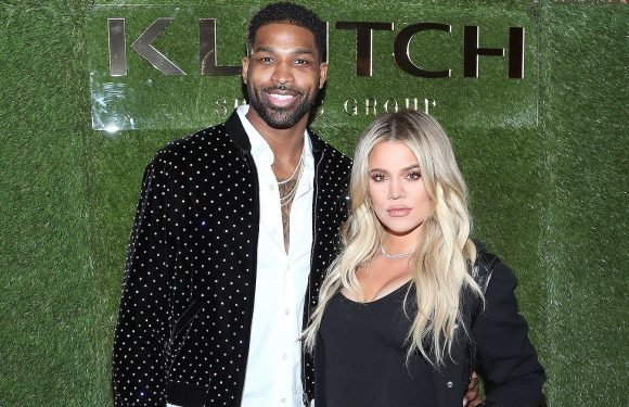 Khloe and Tristan Show PDA on Date Night With 'Third Wheel' Kourtney