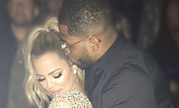 Khloe Kardashian & Tristan Thompson Reunite After He's Spotted Leaving Club With 2 Mystery Women
