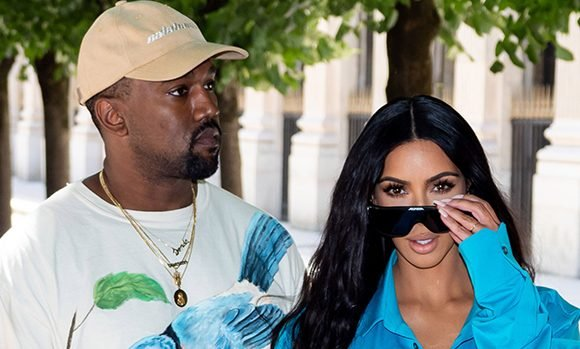 Kim Kardashian Totally On-Board With Kanye's Instagram Rant: It's His Way Of 'Honoring' Her