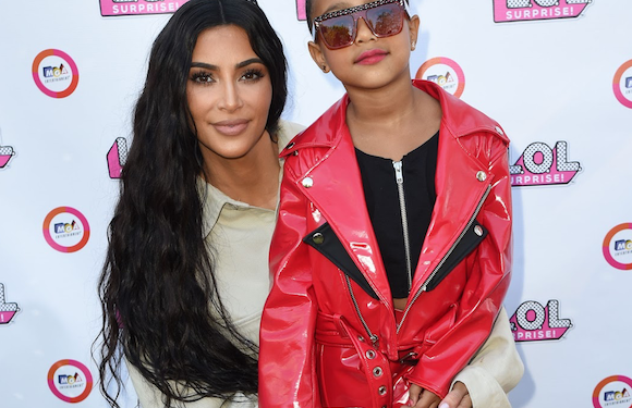 North West Makes Her Fashion Runway Debut At The L.O.L. Surprise Fashion Show — Look!