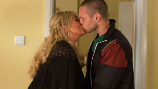 EastEnders spoilers: Sharon Mitchell terrified as she is caught romping with Keanu Taylor in aftermath of shock shooting