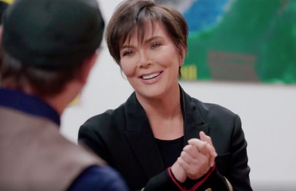 Watch This Sneak Preview Clip of Kim Kardashian Pranking Kris Jenner the Art Critic (Yup) on 'You Kiddin' Me?!'