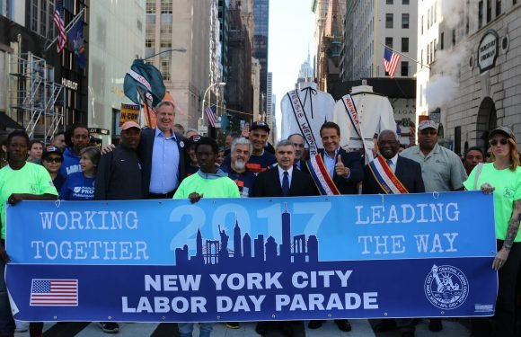 The heart of the labor movement