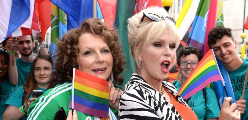 Absolutely Fabulous prequel could actually happen