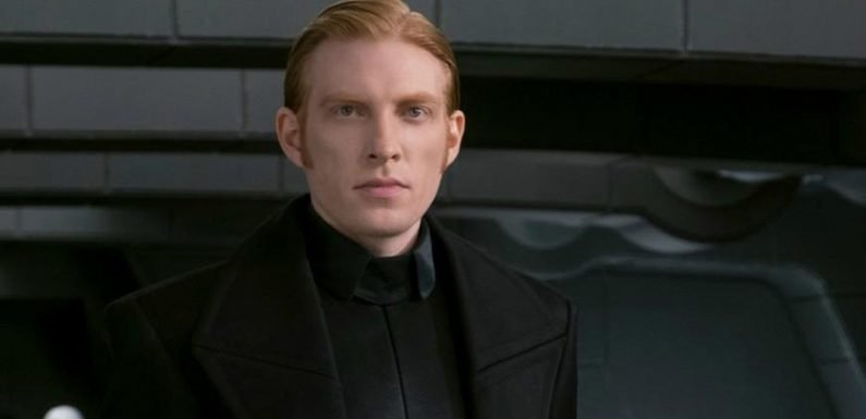 Star Wars' Domhnall Gleeson reveals the cute thing that makes him happy about General Hux fans