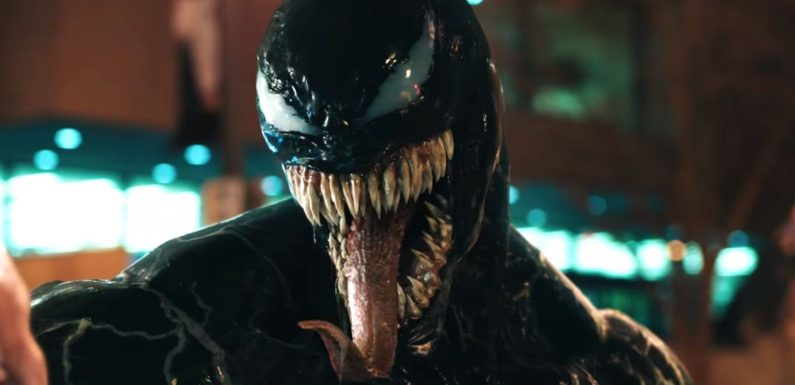 Here's why Venom's alien symbiotes come to Earth in the first place
