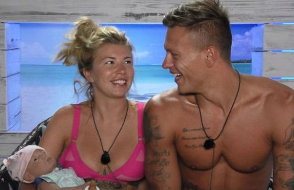 """Love Island's Olivia and Alex Bowen reflect on their """"overwhelmingly perfect"""" wedding day"""