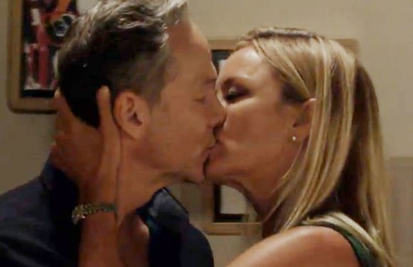 EastEnders cheating twist sees Mel Owen get passionate with Ray after Jack proposal