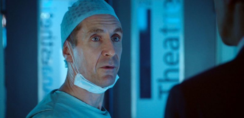 Holby City boss confirms shock death was planned from the start
