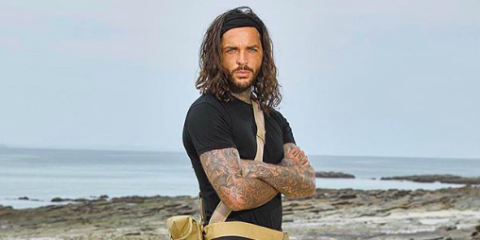 Celebrity Island's Pete Wicks admits injury almost cost him his place on the show