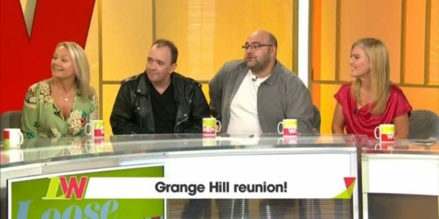 Grange Hill stars call for more relatable kids' shows as they reunite for series' 40th birthday