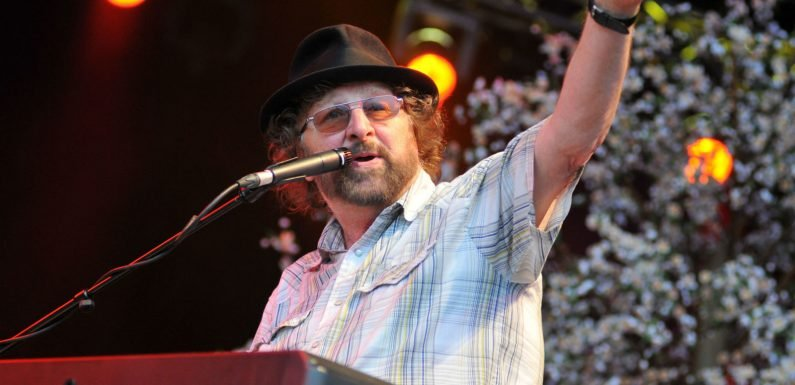 Chas Hodges, one half of singing duo Chas and Dave, has died at the age of 74