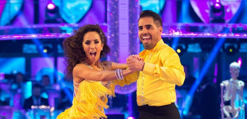 Strictly Come Dancing's Dr Ranj struggling to balance dance rehearsals with 13-hour A&E night shifts