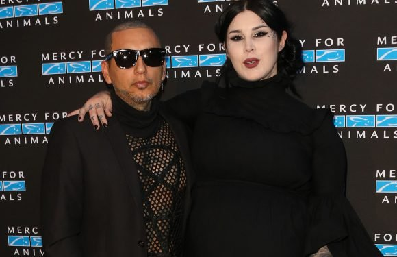 Pregnant Kat Von D plans to have a home water birth