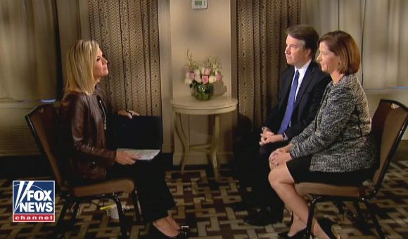 Brett Kavanaugh To Address Growing Number Of Sexual Assault/Misconduct Allegations, On Fox News' 'The Story'
