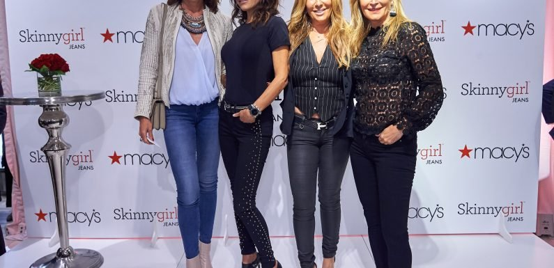 Bethenny Frankel's Skinnygirl Jeans Are Now Available at Macy's and Selling Fast: 'Sonja Morgan Took Every Pair I Have'
