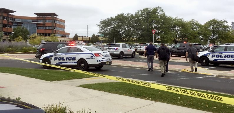 Suspect, four others wounded in Madison office shooting in Wisconsin