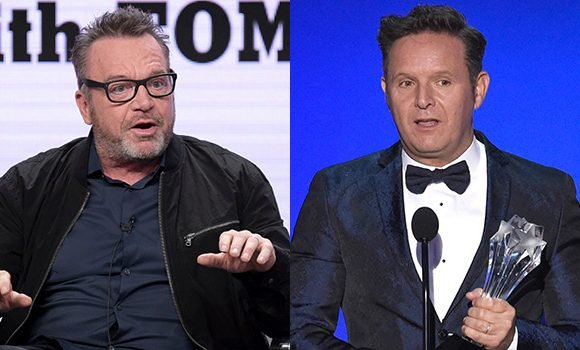Tom Arnold Claims Mark Burnett 'Choked' Him During Wild Fight At Pre-Emmys Party