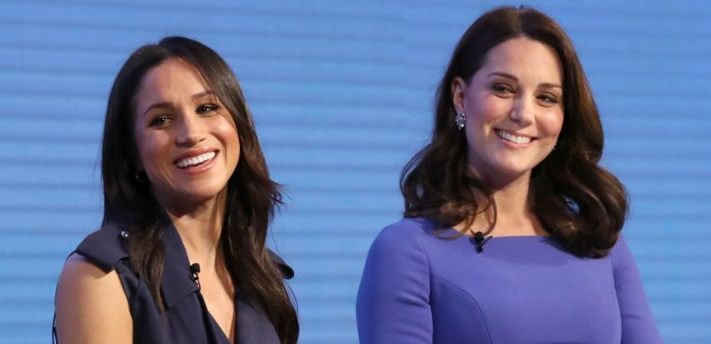 Both Meghan Markle and Kate Middleton Gave Inspiring First Speeches as Royals