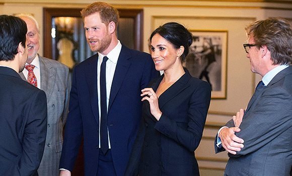 Meghan Markle Calls Prince Harry 'My Love' In Sweet New Royal Faux Pas — Watch