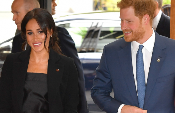 Meghan Markle Uses This Trick To Make Sure She Doesn't Upstage Prince Harry