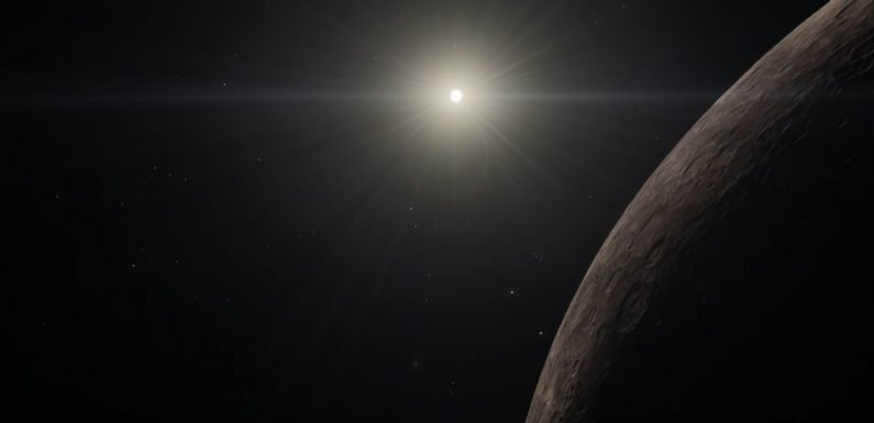 A New Study Has Concluded That Planets Like Mercury With A Rich Iron Core Are Probably Quite Rare