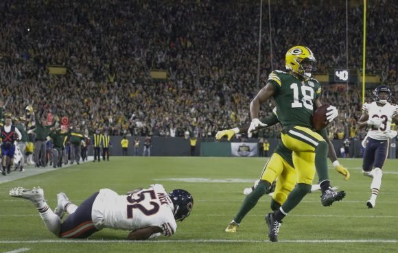 Green Bay Packers Stage Comeback Win As 'Sunday Night Football' Opener Ratings Stumble