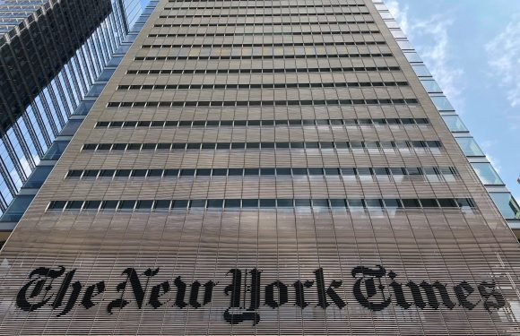 The New York Times fails to acknowledge the crises of public confidence