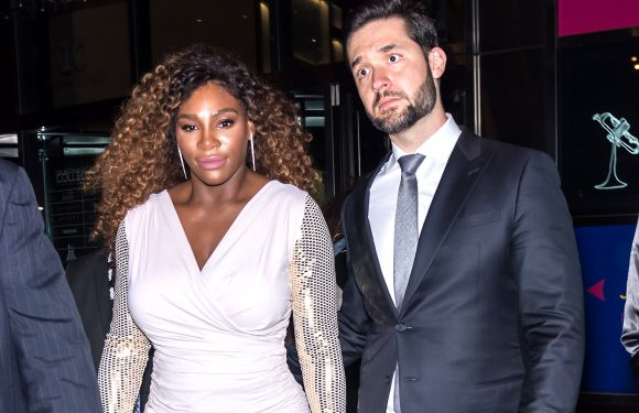 Serena Williams' husband loses it over Times' tennis research