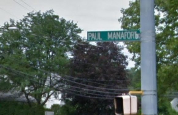 Connecticut City With 'Paul Manafort Drive' Street Set To Vote For New Name