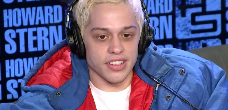 Pete Davidson Reveals His Sobriety Lasted 3 Months But Now He Smokes Marijuana Regularly