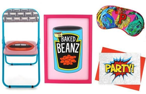 Wham! Pack a punch with pop-art prints