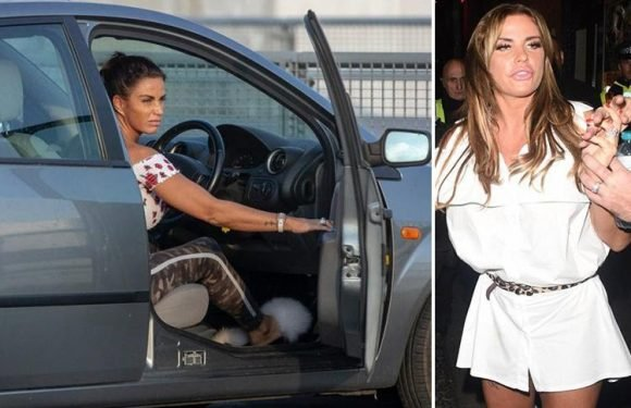Katie Price facing police summons after telling cops to 'email her' and repeatedly refusing to answer questions over speeding ban