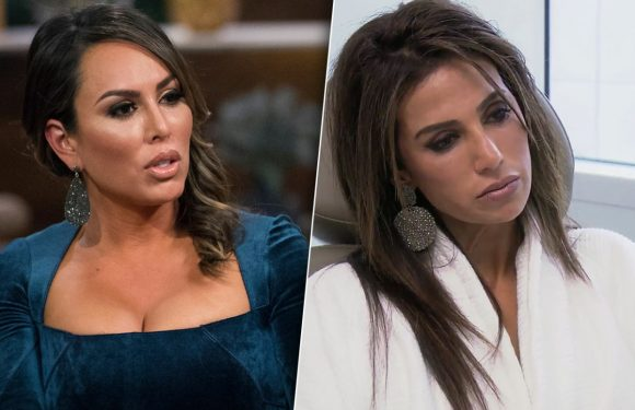 Kelly Slams Former 'RHOC' Costar Peggy For Claiming She Called her 'ISIS'