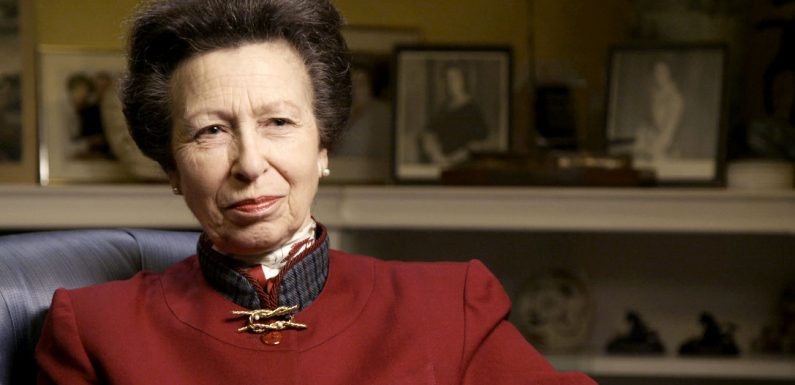 Princess Anne Reveals Why She's the Only Royal Who Doesn't Shake Hands During Walkabouts