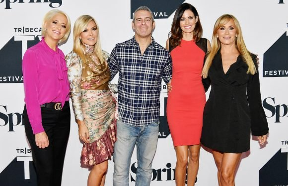 Reunion Seating! Tag Lines! Andy Cohen and the RHONY Cast Share Behind-the-Scenes Secrets
