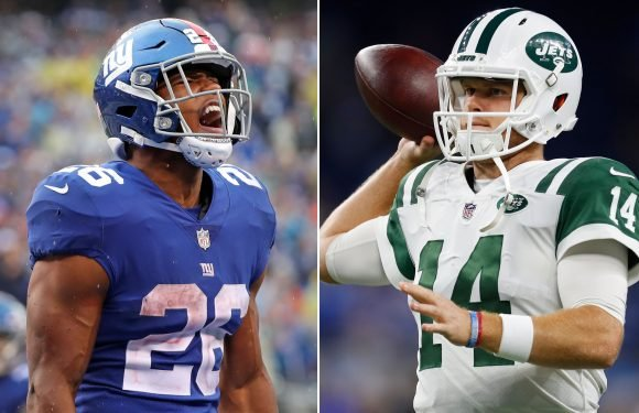 Rallying Giants: Our stud pick is 'better' than Jets'