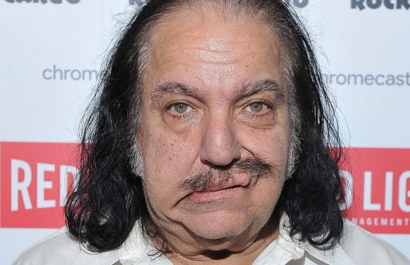 Ron Jeremy walks in NYFW show amid sexual assault accusations