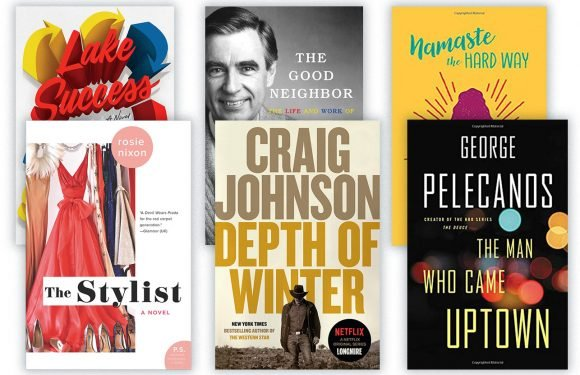 This week's 6 must-read books
