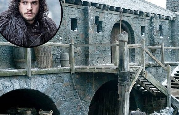 Here's How You Can Visit the Actual Game of Thrones Sets