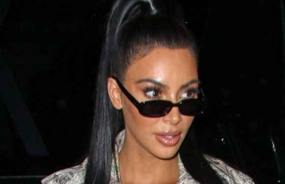 Kim Kardashian Reminds Everyone How Rich She Is With Her Latest Outfit