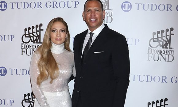 Jennifer Lopez, 49, Looks Stunning In Body-Hugging White Gown As She Cozies Up To A-Rod