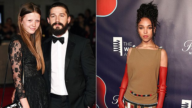 Shia LaBeouf Divorced: Splits From Mia Goth After He's Romantically Linked To FKA Twigs