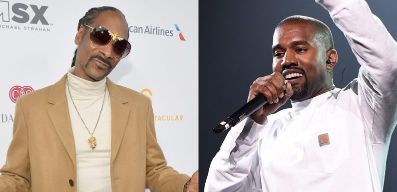 Snoop Dogg Calls Out Kanye West & Donald Trump Supporters – Watch!