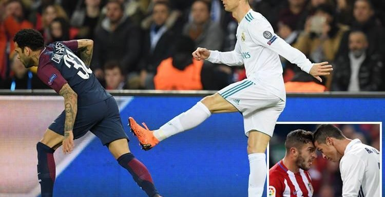 Cristiano Ronaldo's red card may have been harsh but he's been lucky in the past – here's 20 examples